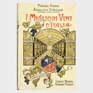 Book Cover: I MIGLIORI VINI D'ITALIA
