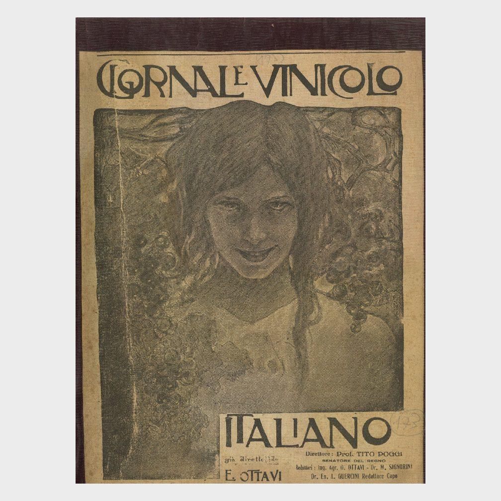 Book Cover: GIORNALE VINICOLO ITALIANI – VINI TIPICI