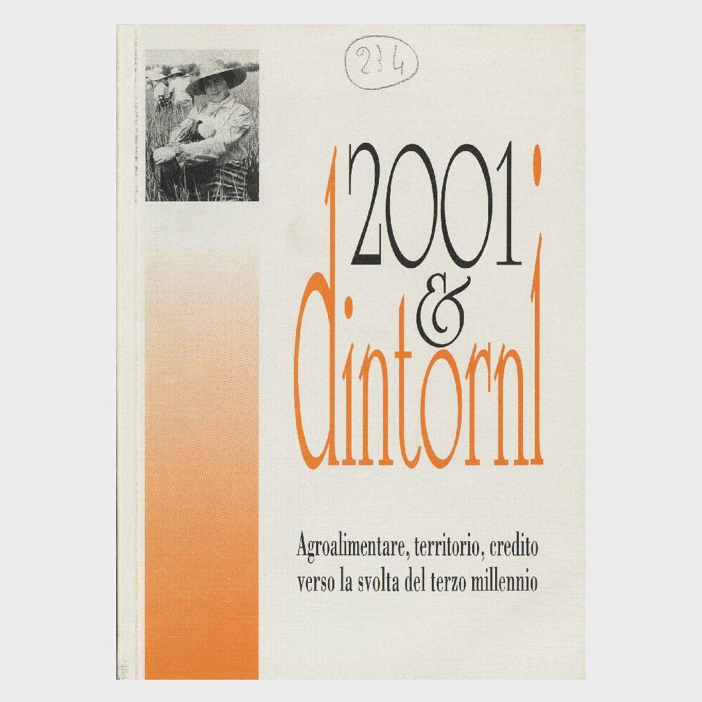 Book Cover: 2001 E DINTORNI