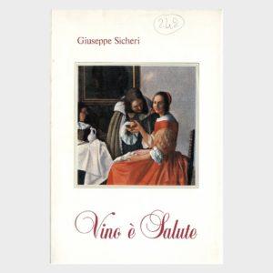 Book Cover: VINO È SALUTE