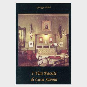 Book Cover: I VINI PASSITI DI CASA SAVOIA