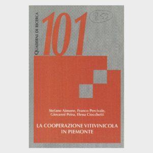 Book Cover: LA COOPERAZIONE VINICOLA IN PIEMONTE