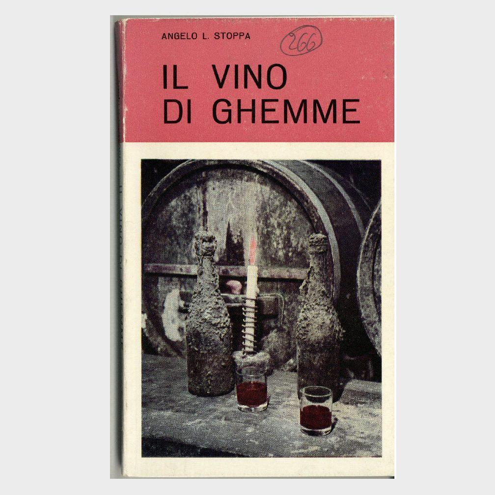 Book Cover: IL VINO DI GHEMME