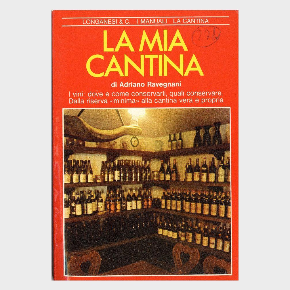 Book Cover: LA MIA CANTINA
