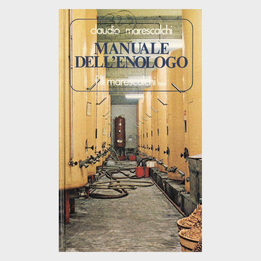 Book Cover: MANUALE DELL'ENOLOGO ( 15° EDIZIONE )