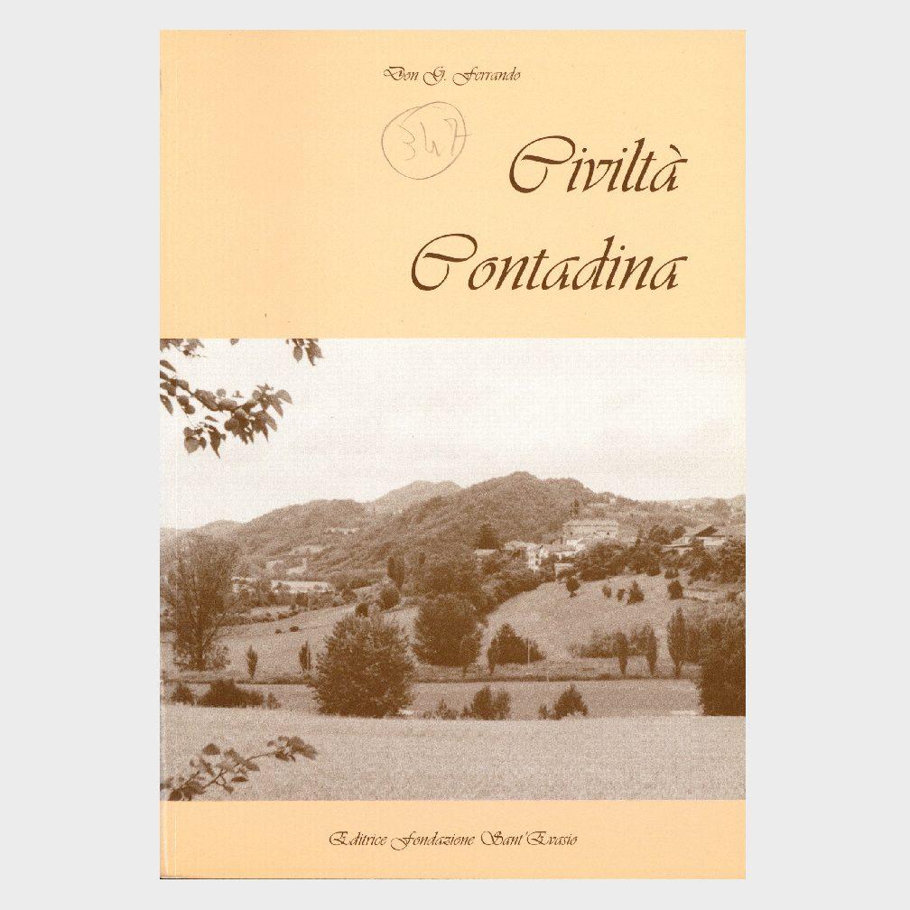 Book Cover: CIVILTÀ CONTADINA