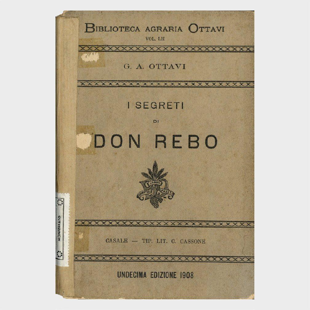 Book Cover: I SEGRETI DI DON REBO
