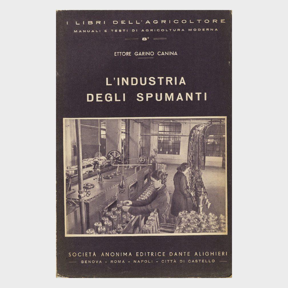 Book Cover: L'INDUSTRIA DEGLI SPUMANTI