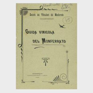 Book Cover: GUIDA VINICOLA DEL MONFERRATO