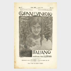 Book Cover: IL GIORNALE VINICOLO ITALIANO