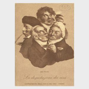 Book Cover: LA DEGUSTAZIONE DEI VINI