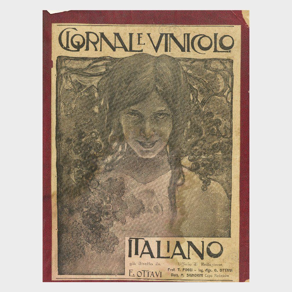 Book Cover: GIORNALE VINICOLO ITALIANO – VINI TIPICI