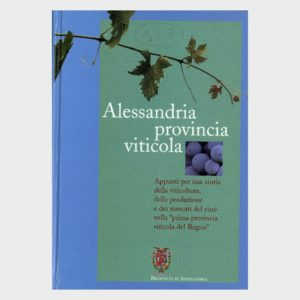 Book Cover: ALESSANDRIA PROVINCIA VITICOLA