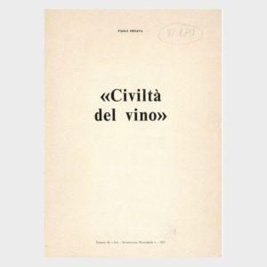Book Cover: CIVILTÀ DEL VINO