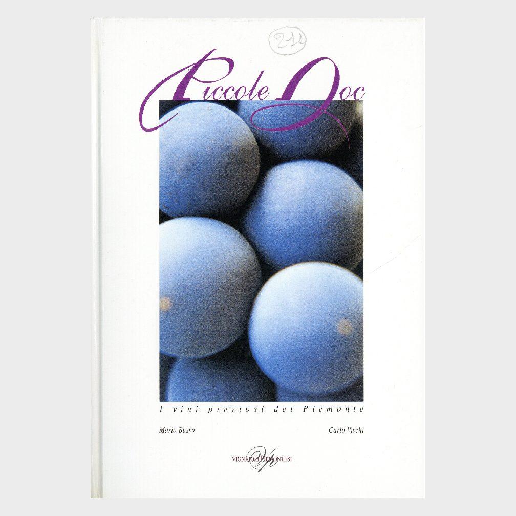 Book Cover: PICCOLE DOC – I VINI PREZIOSI DEL PIEMONTE
