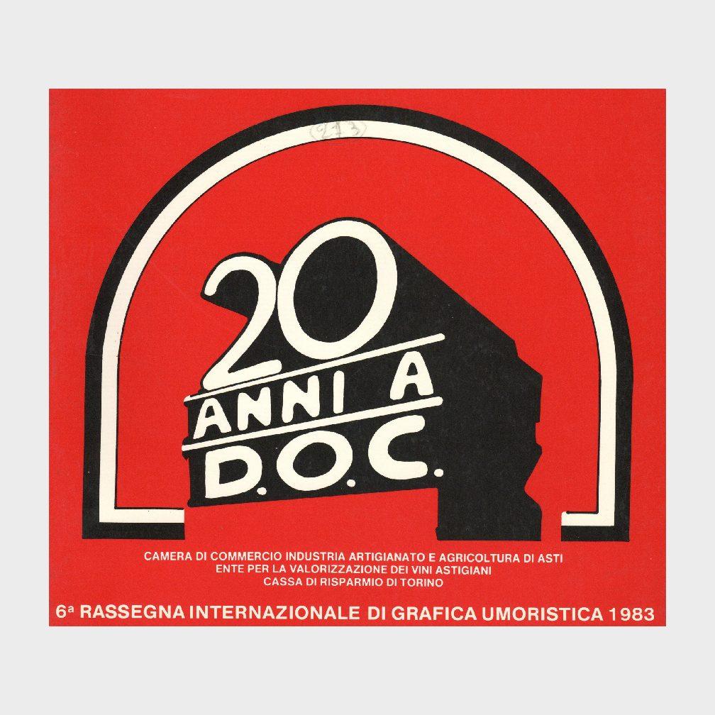 Book Cover: 20 ANNI DI DOC ( VIGNETTE )