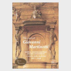 Book Cover: VITA E OPERE DI GIOVANNI MARTINOTTI