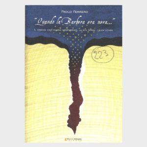 Book Cover: QUANDO LA BARBERA ERA NERA