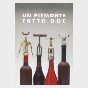 Book Cover: UN  PIEMONTE TUTTO DOC