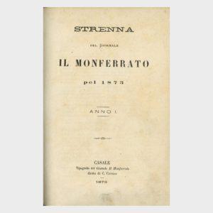 Book Cover: IL MONFERRATO – LA STRENNA