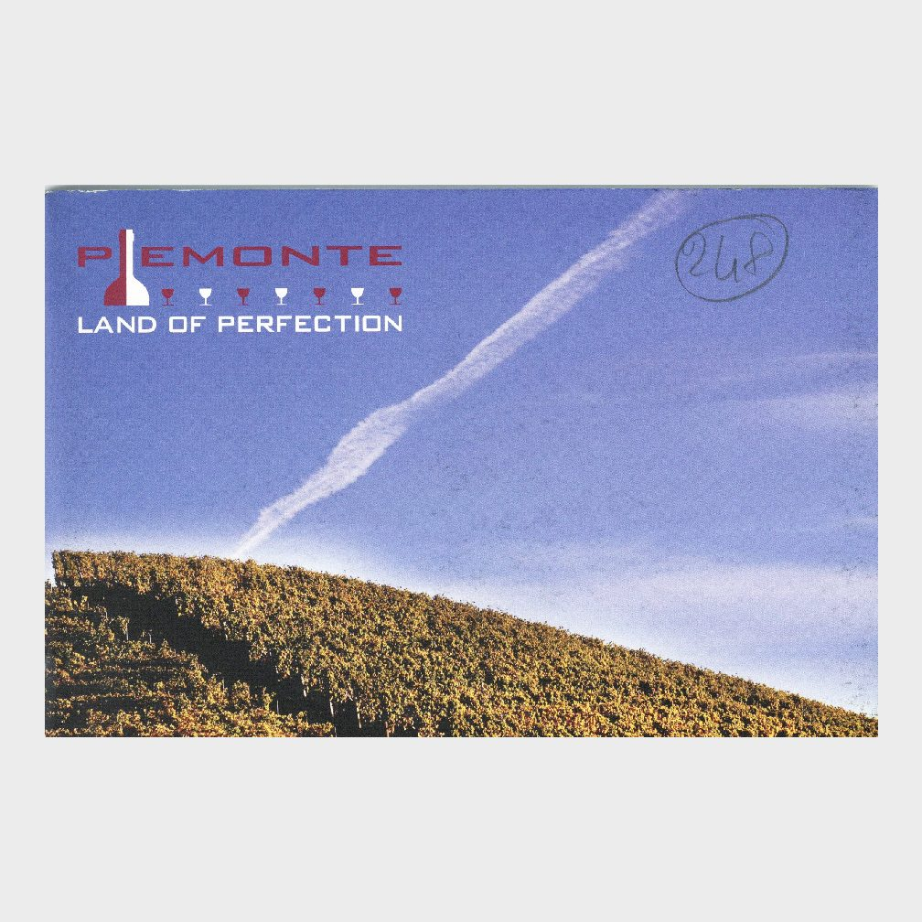 Book Cover: PIEMONTE LAND OF PERFECTION