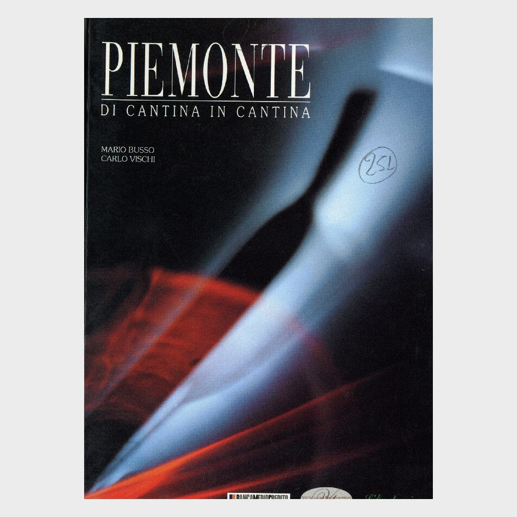 Book Cover: PIEMONTE DI CANTINA IN CANTINA
