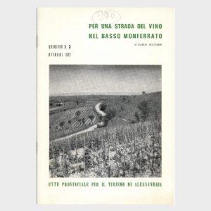 Book Cover: PER UNA STRADA DEL VINO NEL BASSO MONFERRATO