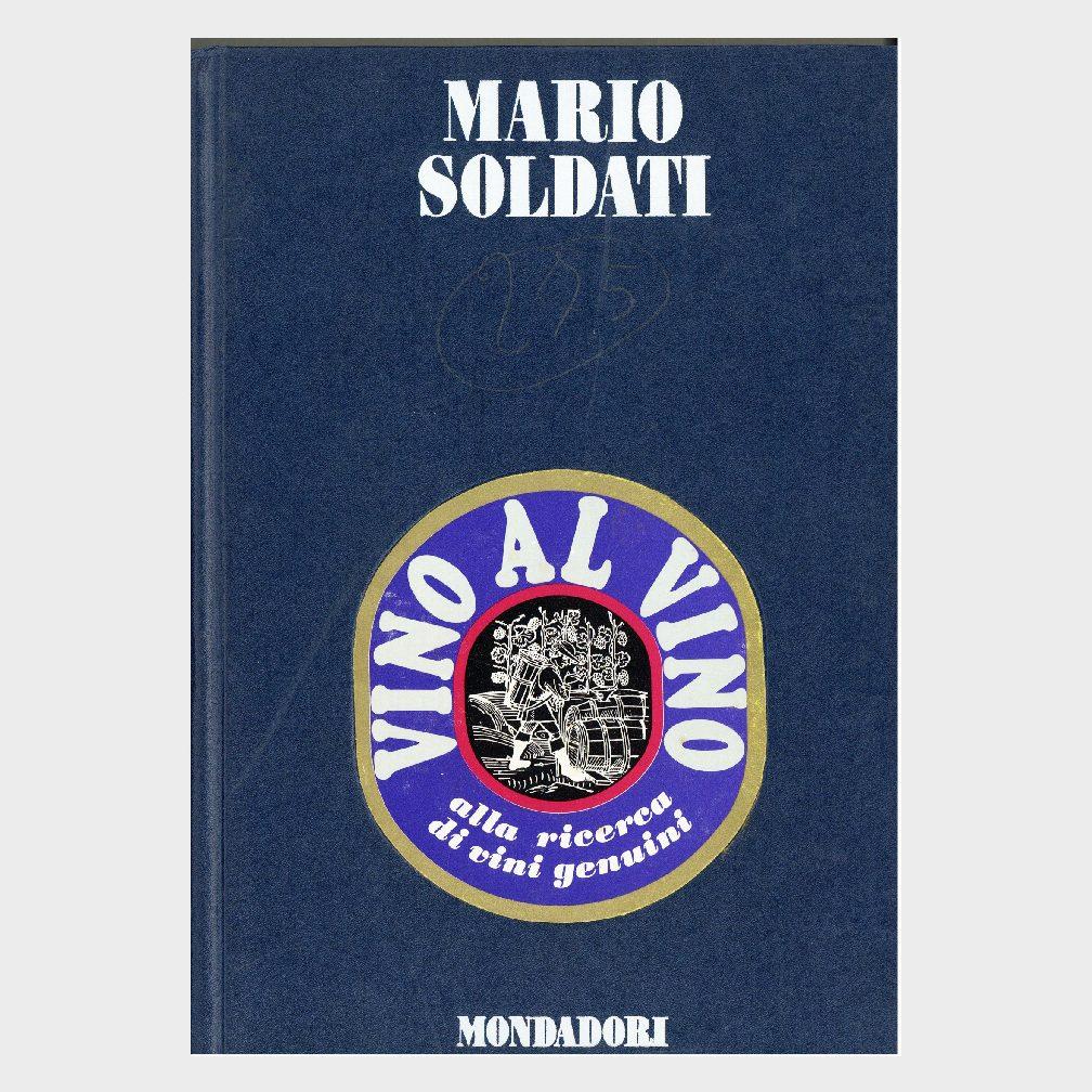 Book Cover: VINO AL VINO ( CON DEDICA A PAOLO DESANA)