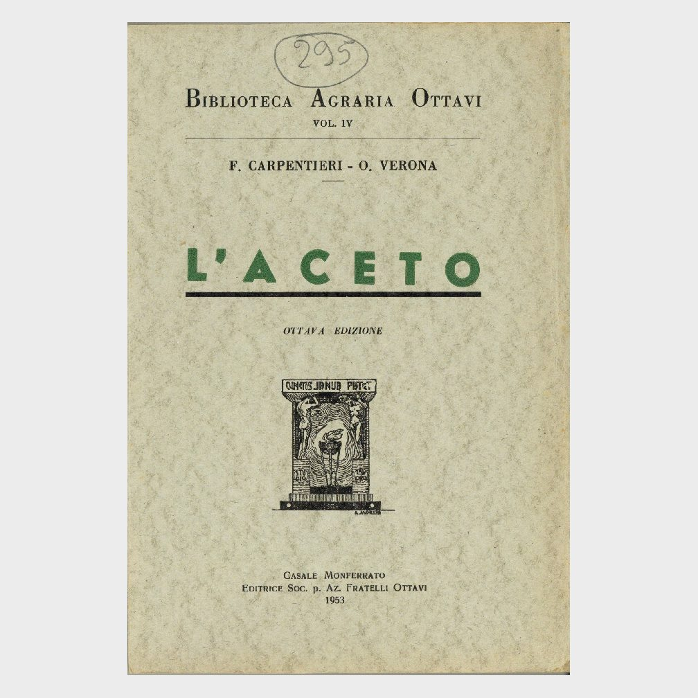 Book Cover: L'ACETO
