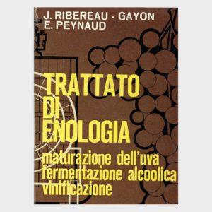 Book Cover: TRATTATO DI ENOLOGIA