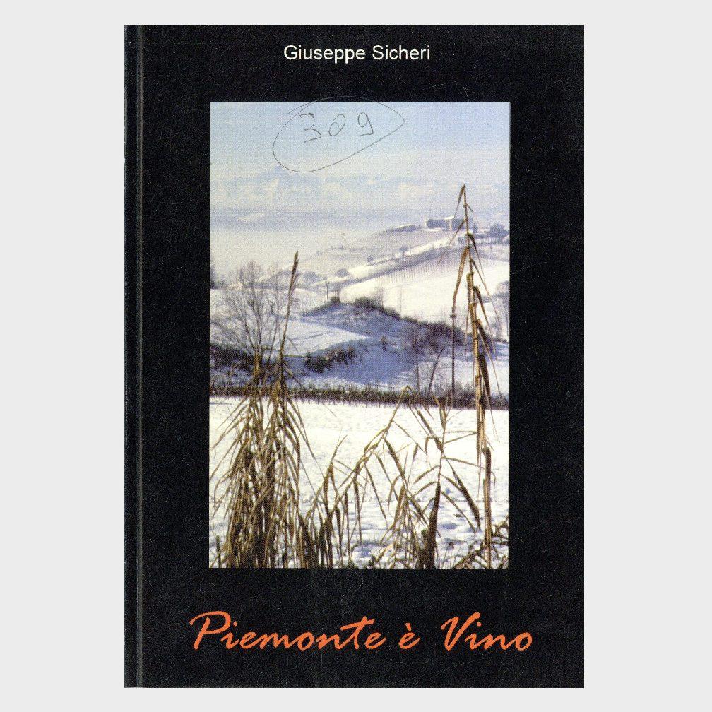 Book Cover: PIEMONTE È VINO