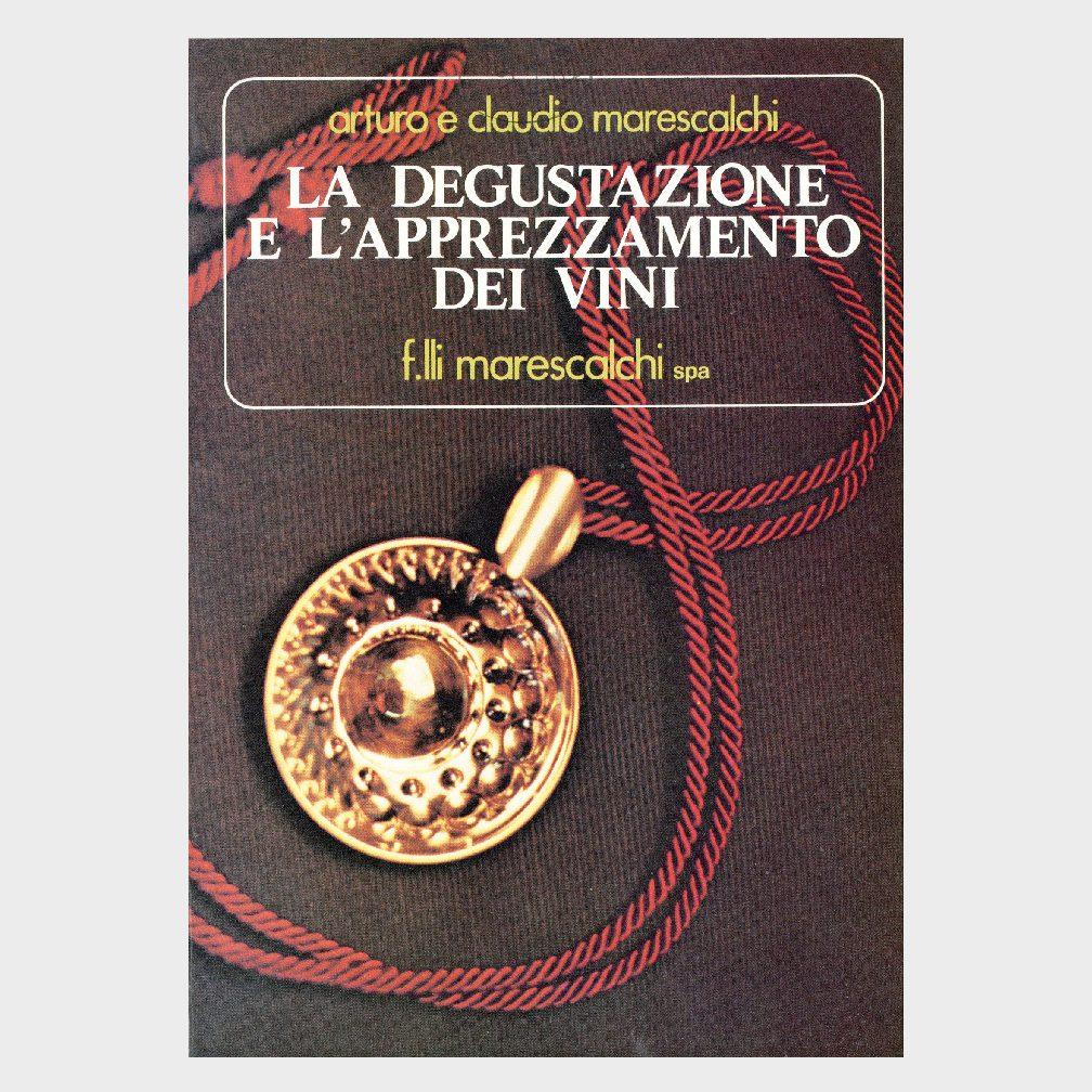 Book Cover: LA DEGUSTAZIONE E L'APPREZZAMENTO DEI VINI