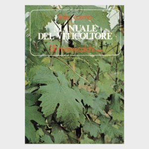 Book Cover: MANUALE DEL VITICOLTORE