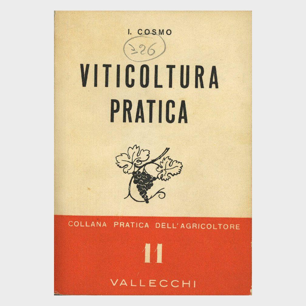 Book Cover: VITICOLTURA PRATICA